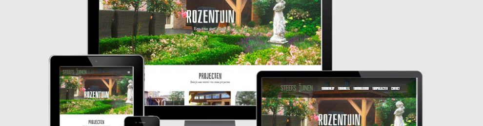 Nieuwe site Steefs tuinen online